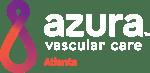 Azura Vascular Care Atlanta_Rebrand OBS Logo_Horizontal_4C KO
