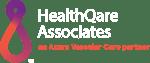 Healthqare Associates_Cobrand OBS Logo_Horizontal_4C KO
